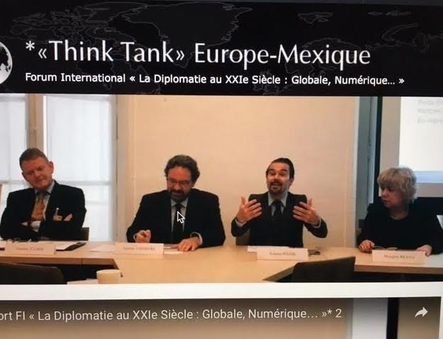 *Forum International « La Diplomatie au XXIe Siècle : Globale, Numérique… » - BRAVO & ASSOCIATES Worldwide
